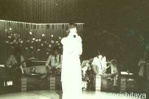 昭和のステージ歌手
